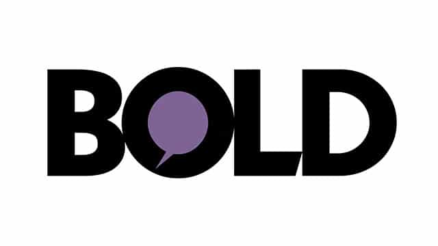 BOLD: Interview - August 2017