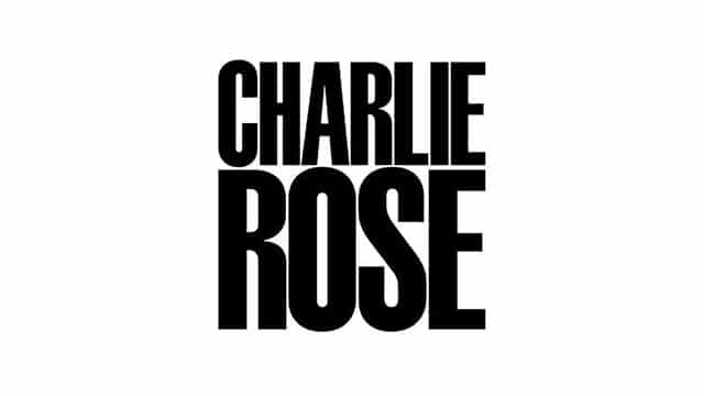 CHARLIE ROSE: Interview - August 2017
