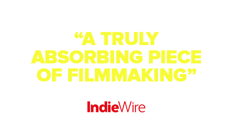 """A truly absorbing piece of filmmaking."""