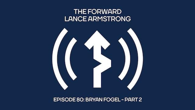 Part two of Bryan Fogel on The Forward with Lance Armstrong