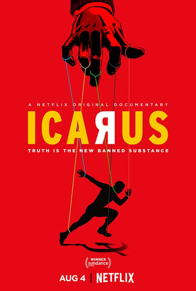 ICARUS - Official Poster