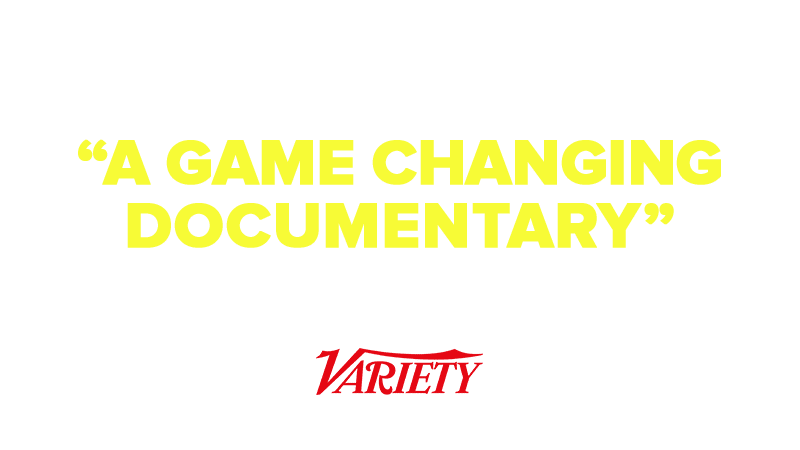 """A game changing  documentary"""