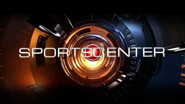 ESPN - SportsCenter Cary Chow interview - October 19, 2017