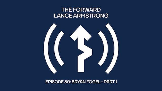 Icarus director Bryan Fogel on The Forward with Lance Armstrong - Part 1